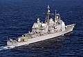 US Navy 101022-N-3885H-105 The guided-missile cruiser USS Philippine Sea (CG 58) transits the Atlantic Ocean. Philippine Sea.jpg