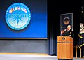 US Navy 111019-N-FC670-064 Chief of Naval Operations (CNO) Adm. Jonathan Greenert delivers the opening remarks at the 20th International Seapower S.jpg
