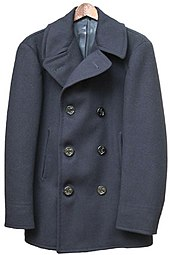 Pea coat - Wikipedia