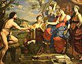 Ulisse e Nausica, Michele Desubleo 001.JPG