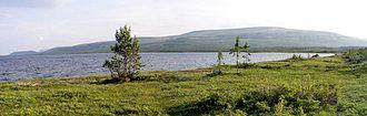 Kola Peninsula - Lake Umbozero