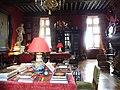 Un bureau du château de Cormatin.JPG