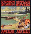 Union Steamship Company advertising poster.jpg
