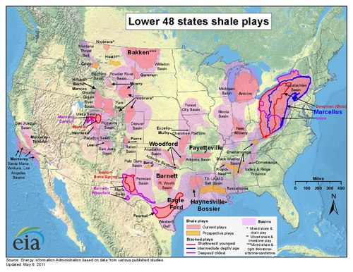 United States Shale gas plays, May 2011.pdf