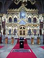 Uspenski cathedral inside.JPG