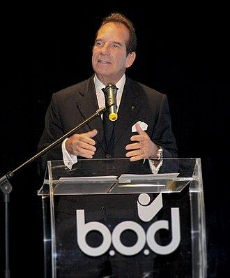 Victor Vargas - Victor Vargas Irausquin, vice-president of Banco Occidental de Descuento (BOD)