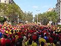 V Catalana - Diagonal vista des del Monument a Verdaguer 02.JPG