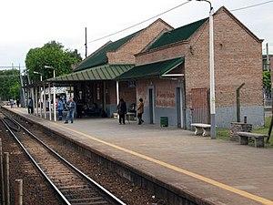 Estación Villa Adelina