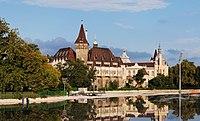 Vajdahunyad vára Budapest September 2013.jpg