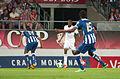 Valais Cup 2013 - OM-FC Porto 13-07-2013 - Kassim Abdallah face à Danilo et Abdoulaye.jpg