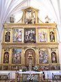 Valladolid - Monasterio de Santa Isabel de Hungría (Clarisas) 04.jpg
