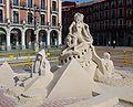 Valladolid esculturas arena Cervantes 09 ni.jpg