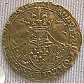 Valois, carlo vi, elmo d'oro con corona, 1380-1422.JPG