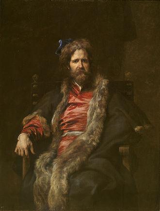 Martin Ryckaert - Martin Ryckaert by Anthony van Dyck
