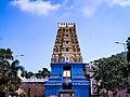 Varaha Lakshmi Narasimha temple in Simhachalam.jpg