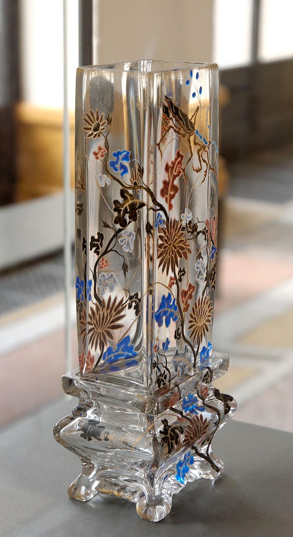 Vase Gallé Petit Palais PPO3721