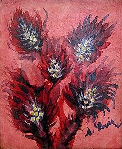 S raphine louis wikipedia for Bouquet de fleurs wiki