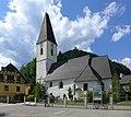 Veitsch - Pfarrkirche St. Vitus, Außenansicht 2.jpg