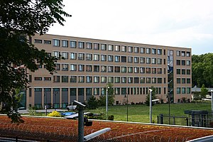 Federal Office for the Protection of the Constitution - BfV headquarters in Berlin