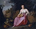 Vertumnus and Pomona, by Hendrick Bloemaert.jpg