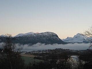 Vestnes Municipality in Møre og Romsdal, Norway