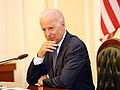Vice President Joe Biden at a Meeting with Ukrainian Legislators, April 22, 2014 (13978732831).jpg