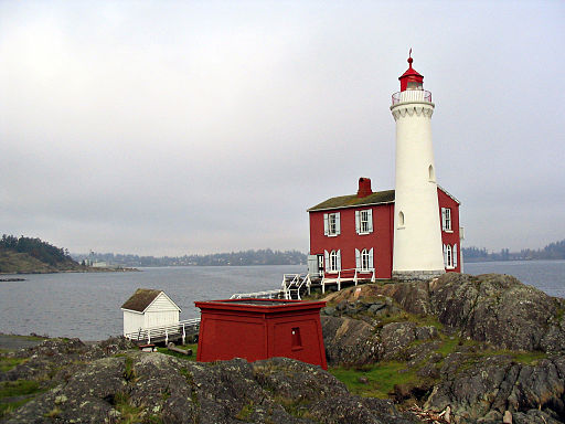 Victoria fisgard lighthouse