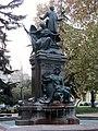 Vicuna Mackenna, Benjamin -monumento por Jules Coutan f02.jpg