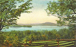 View Across Rangeley Lake, Rangeley, ME.jpg