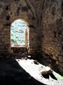 View Through Mosque Window - Acrocorinth.tif