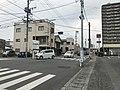 View in front of Araki Station (Kagoshima Main Line).jpg