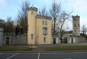 Durrow, County Laois - View of Durrow