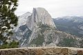 View of Half Dome from Glacier Point Trailside Museum.jpg