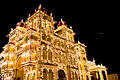 View of Mysore Palace in Evening.jpg