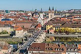 View of the old bridge over Main in Wurzburg 02.jpg