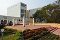 Vikramshila Building - Srinivasa Ramanujan Complex - Indian Institute of Technology - Kharagpur - West Midnapore 2015-01-24 4884.JPG