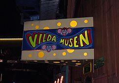 Vilda Musen