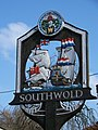 Village sign, Southwold - geograph.org.uk - 784274.jpg