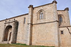 Church of San Miguel Arcángel, Villatoro, Ávila