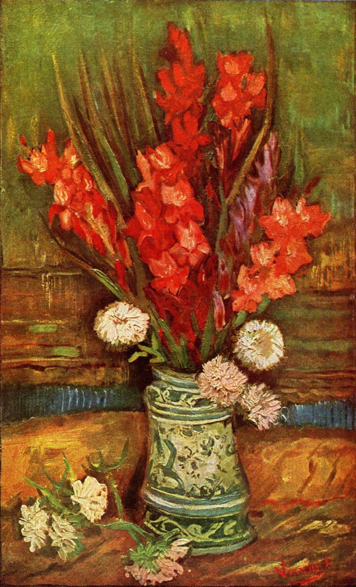 Lukisan Alam Benda Karya Vincent Van Gogh Paris