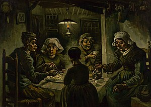 Vincent van Gogh - The potato eaters - Google Art Project (5776925).jpg