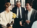 Visit of the Chancellor of the University of London, HRH Princess Anne to the School, 8 May 1986 (4416711833).jpg