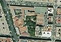 Vista aérea de la manzana del Colegio Divina Pastora, Madrid, 2014. PNOA, cedido por © Instituto Geográfico Nacional.jpg