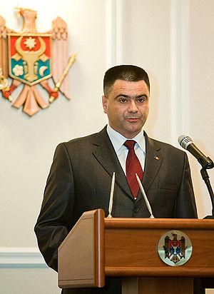 Vitalie Marinuța - Image: Vitalie Marinuța