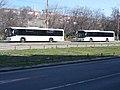 Volánbusz, Credo Econell buszok, Krisztina körút, 2020 Krisztinaváros.jpg