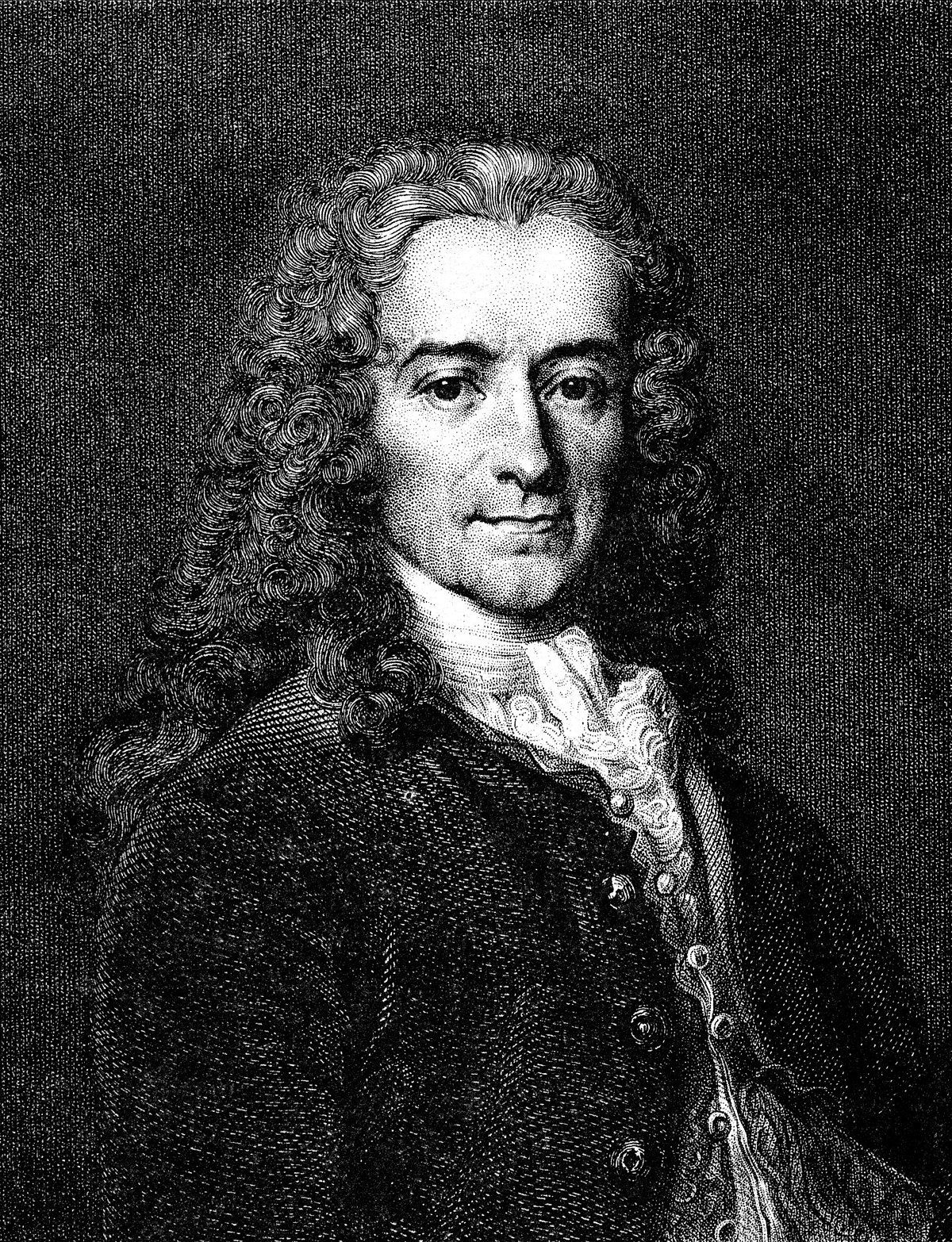 Voltaire : biography