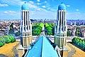 Vue Est depuis le dôme panoramique de la Basilique du Sacré-Cœur de Bruxelles.jpg
