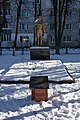 Vyshgorod Shkilna Str. 58 Brothery Grave of WW2 Warriors incl.L.Hlibov (YDS 0936).jpg