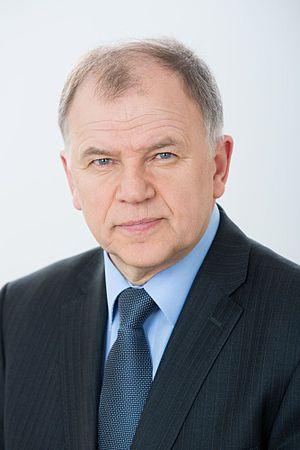 Vytenis Andriukaitis - Image: Vytenis Povilas Andriukaitis