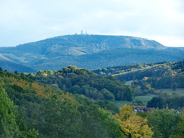Bild Thüringer Wald
